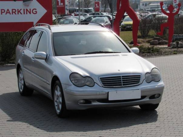 Mercedes-Benz Třída C  2.7 CDi, Serv.kniha, automat, foto 1 Auto – moto , Automobily   spěcháto.cz - bazar, inzerce zdarma