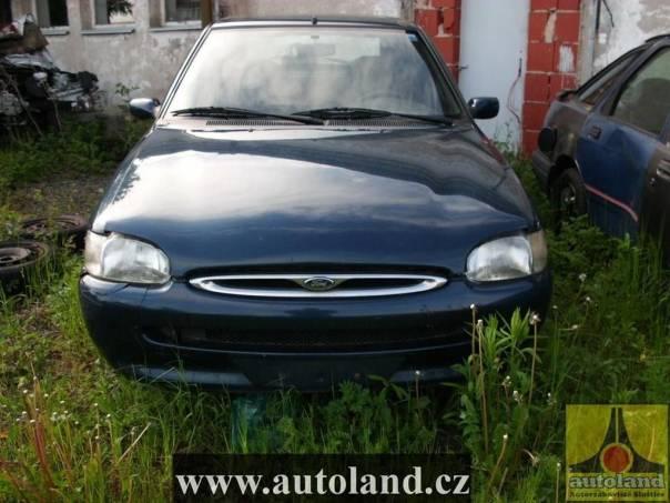 Ford Escort 1,6, foto 1 Náhradní díly a příslušenství, Ostatní | spěcháto.cz - bazar, inzerce zdarma