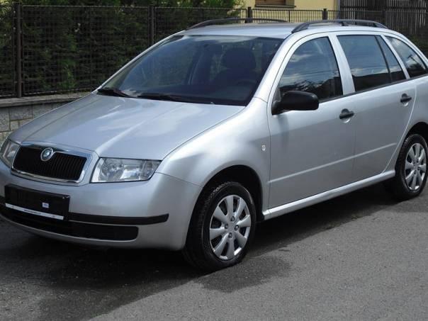 Škoda Fabia 1.9TDI Combi, foto 1 Auto – moto , Automobily | spěcháto.cz - bazar, inzerce zdarma