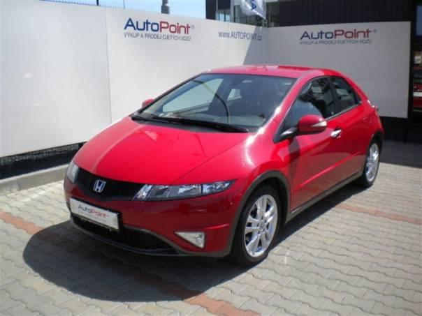 Honda Civic 1,8   1majitel,servisní knížka, foto 1 Auto – moto , Automobily | spěcháto.cz - bazar, inzerce zdarma