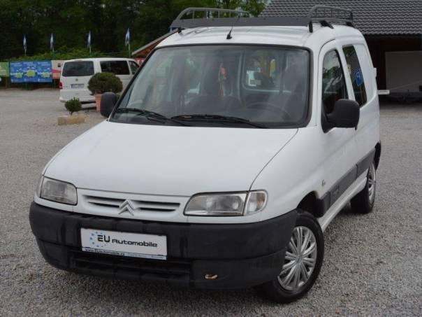 Citroën Berlingo 1.4i, foto 1 Užitkové a nákladní vozy, Do 7,5 t | spěcháto.cz - bazar, inzerce zdarma
