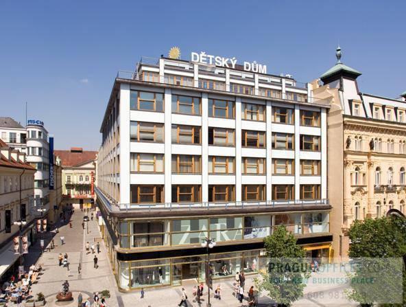 Pronájem kanceláře, Praha - Staré Město, foto 1 Reality, Kanceláře   spěcháto.cz - bazar, inzerce
