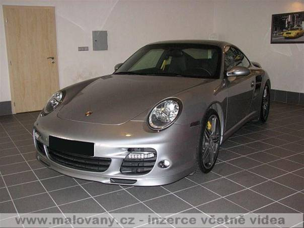 Porsche 911 TURBO 480PS model 997, foto 1 Auto – moto , Automobily | spěcháto.cz - bazar, inzerce zdarma