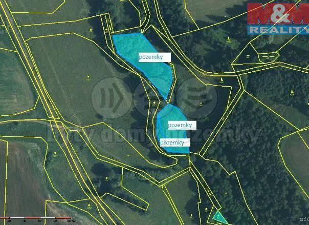 Prodej pozemku, Žlutice, foto 1 Reality, Pozemky | spěcháto.cz - bazar, inzerce