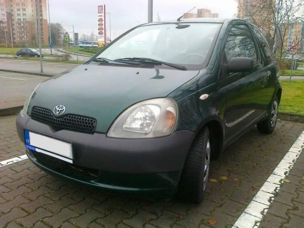 Toyota Yaris 1.0 VVTi -KLIMA,SERVO, foto 1 Auto – moto , Automobily | spěcháto.cz - bazar, inzerce zdarma