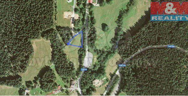 Prodej pozemku, Stachy, foto 1 Reality, Pozemky | spěcháto.cz - bazar, inzerce