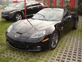 Chevrolet Corvette Z06 7,0 3LZ , Auto – moto , Automobily    spěcháto.cz - bazar, inzerce zdarma