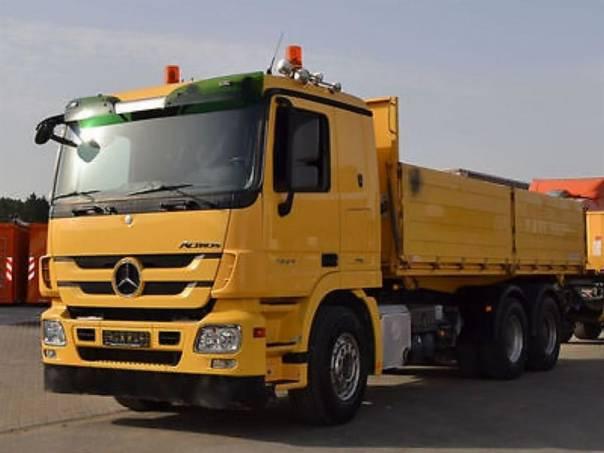 Mercedes-Benz  Actros 2648  6x4  AL S3 EURO 5, foto 1 Užitkové a nákladní vozy, Nad 7,5 t   spěcháto.cz - bazar, inzerce zdarma
