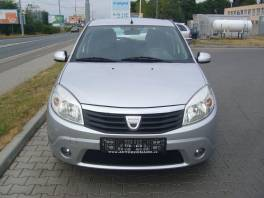 Dacia Sandero 1.6 , Auto – moto , Automobily  | spěcháto.cz - bazar, inzerce zdarma