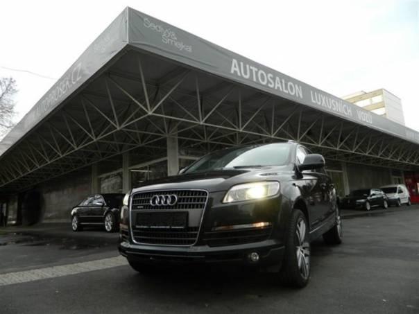 Audi Q7 3.0TDI, foto 1 Auto – moto , Automobily | spěcháto.cz - bazar, inzerce zdarma