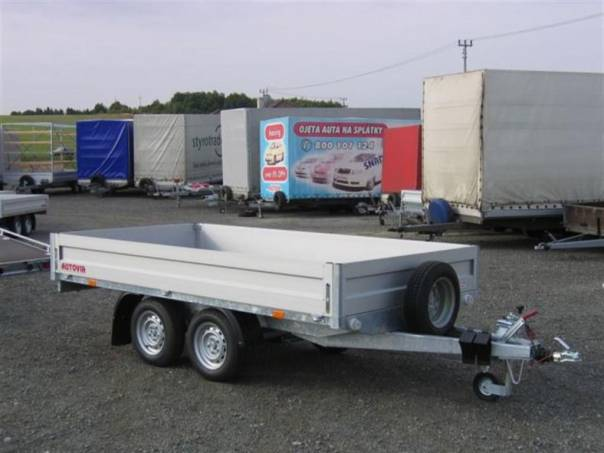 ZV 33 B2 2,7T 3,30/1,70/0,35-2, foto 1 Užitkové a nákladní vozy, Přívěsy a návěsy | spěcháto.cz - bazar, inzerce zdarma