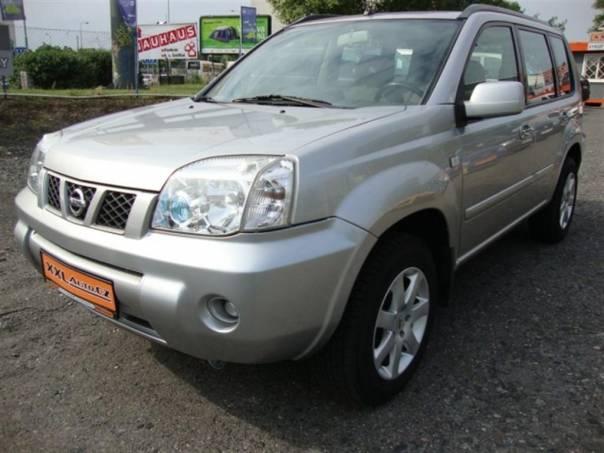 Nissan X-Trail 2,2 CDi 4x4 malé KM, foto 1 Auto – moto , Automobily | spěcháto.cz - bazar, inzerce zdarma
