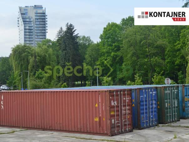 Lodní kontejner - 14m² / 28m² - ideální sklad, foto 1 Dům a zahrada, Stavba a rekonstrukce   spěcháto.cz - bazar, inzerce zdarma