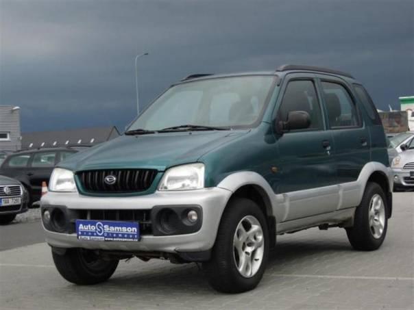Daihatsu Terios 1.3 *KLIMATIZACE* 4x4*, foto 1 Auto – moto , Automobily | spěcháto.cz - bazar, inzerce zdarma