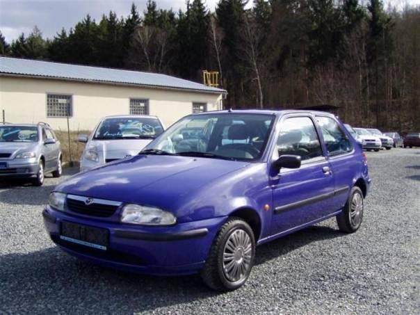 Mazda 121 1.3 i , 1.majitel, foto 1 Auto – moto , Automobily | spěcháto.cz - bazar, inzerce zdarma