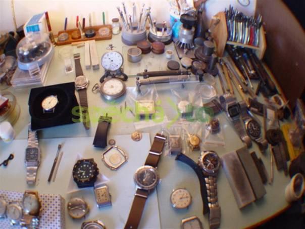 KOUPÍM Hodiny, hodinky, funkční i nefunkční, celou sbírku, díly,pásky, řemínky, ciferníky, literaturu atd.. , foto 1 Hobby, volný čas, Sběratelství a starožitnosti | spěcháto.cz - bazar, inzerce zdarma