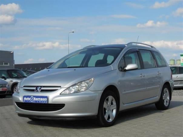Peugeot 307 SW 1.6 HDi *AUTOKLIMA*, foto 1 Auto – moto , Automobily | spěcháto.cz - bazar, inzerce zdarma
