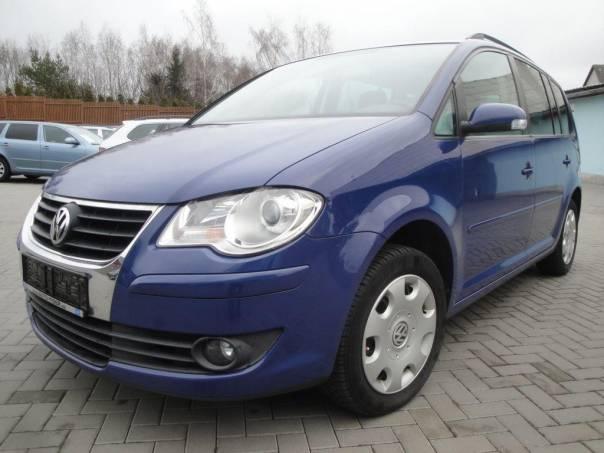 Volkswagen Touran 1.9TDI DSG koupeno v ČR, foto 1 Auto – moto , Automobily | spěcháto.cz - bazar, inzerce zdarma