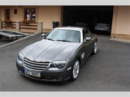Chrysler Crossfire Karmann,3,2i,V6,160kw,AUT,19AL