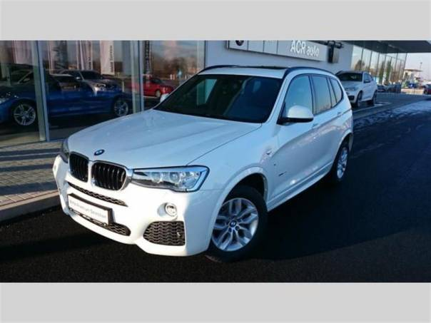 BMW X3 xDrive20d, foto 1 Auto – moto , Automobily | spěcháto.cz - bazar, inzerce zdarma