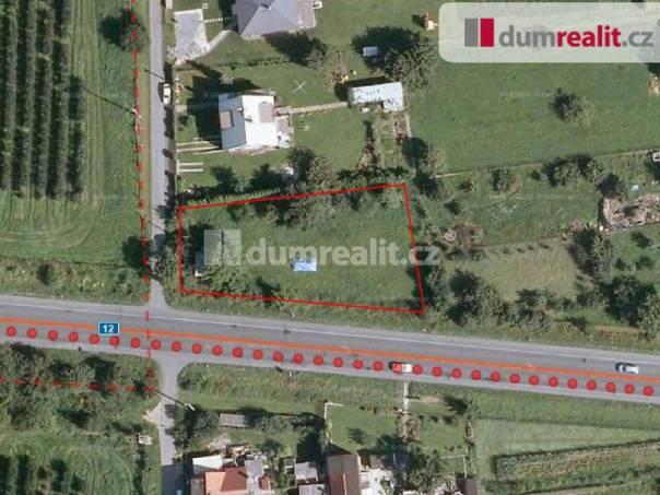 Prodej pozemku, Přistoupim, foto 1 Reality, Pozemky | spěcháto.cz - bazar, inzerce