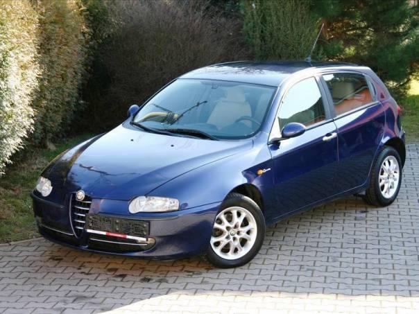 Alfa Romeo 147 1.6 i TS 16V LPG * Distinctive, foto 1 Auto – moto , Automobily | spěcháto.cz - bazar, inzerce zdarma