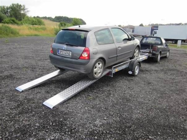 AMS 750kg 3,03x1,65 - plato -2, foto 1 Užitkové a nákladní vozy, Přívěsy a návěsy | spěcháto.cz - bazar, inzerce zdarma