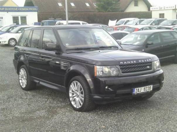Land Rover Range Rover Sport 3.0 TDV6 *výměna možná*, foto 1 Auto – moto , Automobily | spěcháto.cz - bazar, inzerce zdarma