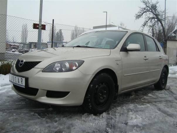 Mazda 3 1,6MZ-CD Klima,Super Stav, foto 1 Auto – moto , Automobily | spěcháto.cz - bazar, inzerce zdarma