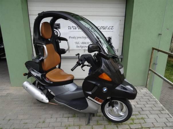 BMW C1 C1 125-Executive-ABS, foto 1 Auto – moto , Motocykly a čtyřkolky | spěcháto.cz - bazar, inzerce zdarma