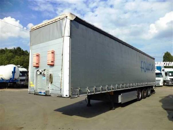 AG S01 SCS 24/l MULDA, foto 1 Užitkové a nákladní vozy, Přívěsy a návěsy | spěcháto.cz - bazar, inzerce zdarma