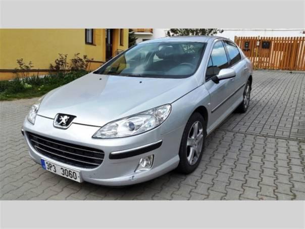 Peugeot 407 2.0 HDi, foto 1 Auto – moto , Automobily   spěcháto.cz - bazar, inzerce zdarma