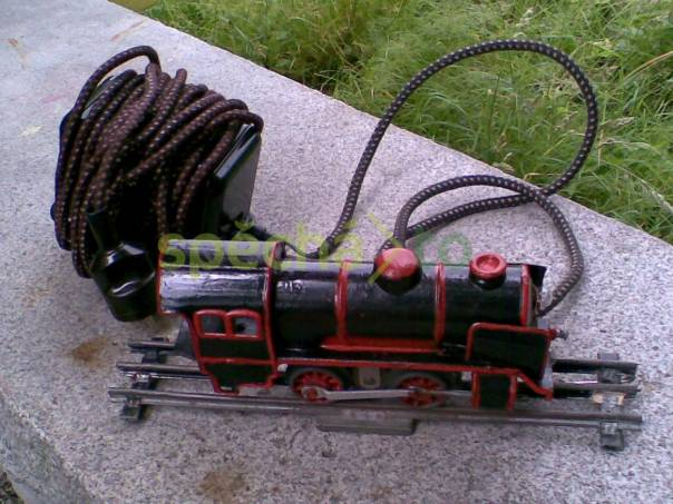 Prodám velmi starý plechový elektrický vláček, foto 1 Pro děti, Hračky | spěcháto.cz - bazar, inzerce zdarma