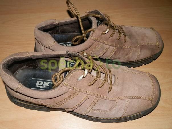 bd1b2a19c2 Pánské kožené boty vel.45