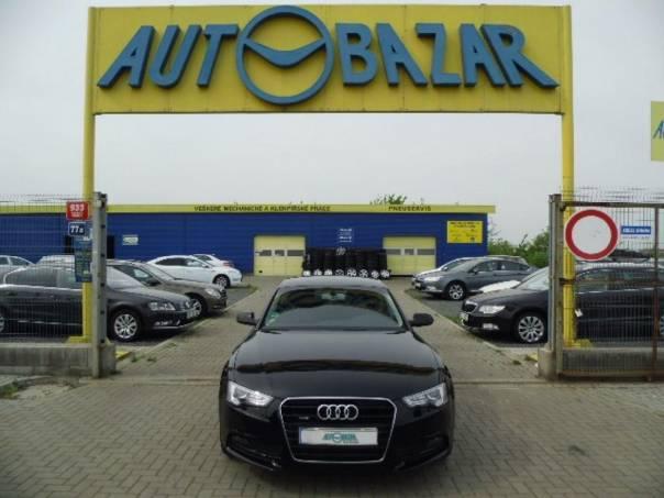 Audi A5 2,0 TDi 130KW 4x4 S-TRONIC, foto 1 Auto – moto , Automobily | spěcháto.cz - bazar, inzerce zdarma