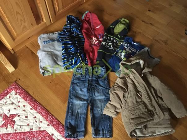 Zimní oblečení kluk - velikost 92-104, foto 1 Pro děti, Dětské oblečení  | spěcháto.cz - bazar, inzerce zdarma