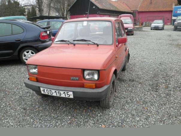Fiat 126 650 E, foto 1 Auto – moto , Automobily | spěcháto.cz - bazar, inzerce zdarma