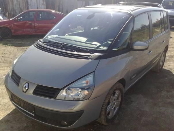 Renault Espace 1,9DCi, 2,2DCi, 3,0 DCi, foto 1 Náhradní díly a příslušenství, Osobní vozy | spěcháto.cz - bazar, inzerce zdarma