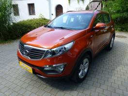 Kia Sportage 2.0i 4x4 Exclusive