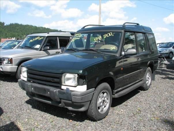 Land Rover Discovery 2.0 MPi - LPG, foto 1 Auto – moto , Automobily | spěcháto.cz - bazar, inzerce zdarma