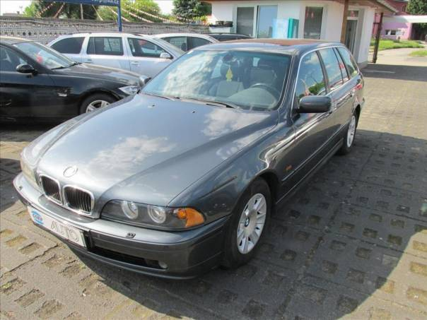 BMW Řada 5 2,5 525D,XENON,ALU, foto 1 Auto – moto , Automobily | spěcháto.cz - bazar, inzerce zdarma