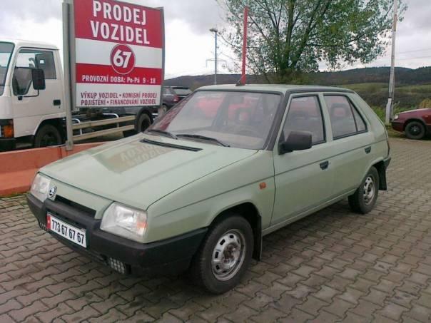 Škoda Favorit 135 LS, foto 1 Auto – moto , Automobily | spěcháto.cz - bazar, inzerce zdarma