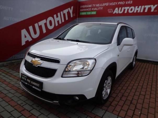 Chevrolet Orlando 1.8 LTZ 7 míst, foto 1 Auto – moto , Automobily | spěcháto.cz - bazar, inzerce zdarma