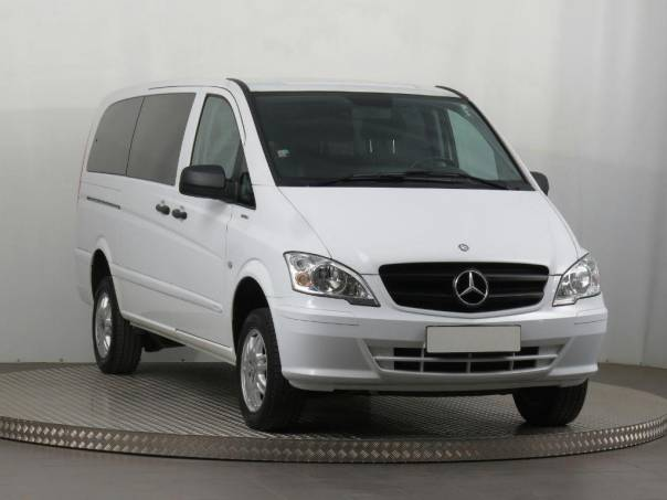 Mercedes-Benz Vito 116 CDI 2.2 4x4, foto 1 Užitkové a nákladní vozy, Do 7,5 t | spěcháto.cz - bazar, inzerce zdarma
