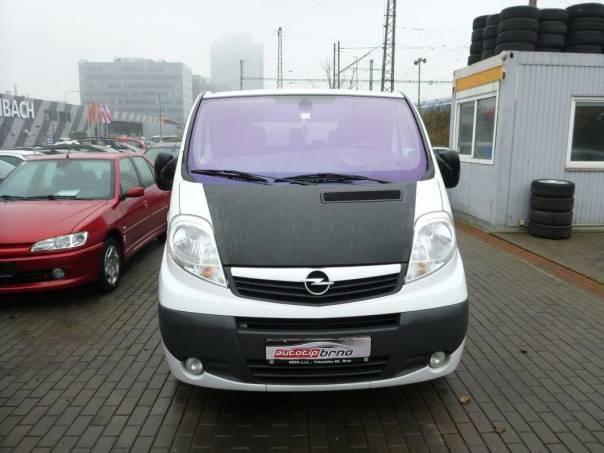 Opel Vivaro 2.0 CDTI KLIMA, 8 míst, foto 1 Auto – moto , Automobily | spěcháto.cz - bazar, inzerce zdarma
