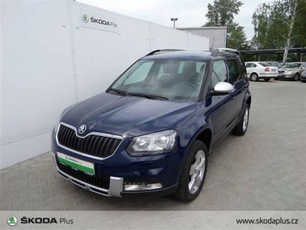 Škoda Yeti TDI 4x4 2,0 / 125 kW Elegance Outdoor, foto 1 Auto – moto , Automobily | spěcháto.cz - bazar, inzerce zdarma