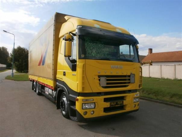 Stralis Active Space (ID 9583), foto 1 Užitkové a nákladní vozy, Nad 7,5 t | spěcháto.cz - bazar, inzerce zdarma