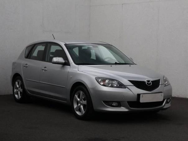 Mazda 3  1.6 Di, foto 1 Auto – moto , Automobily | spěcháto.cz - bazar, inzerce zdarma