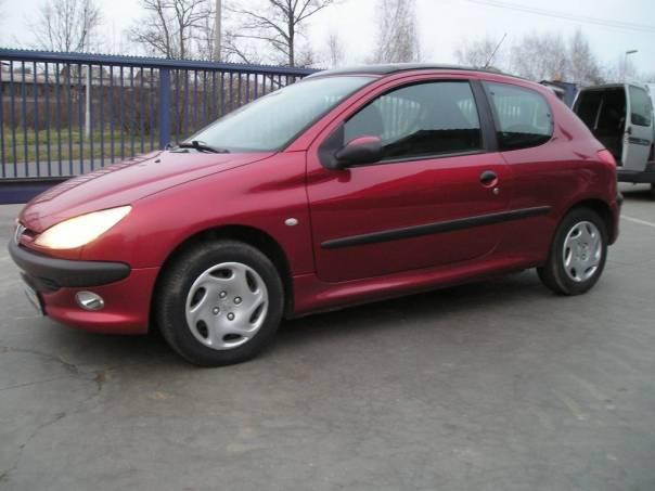 Peugeot 206 1,2 44 kw, foto 1 Auto – moto , Automobily | spěcháto.cz - bazar, inzerce zdarma