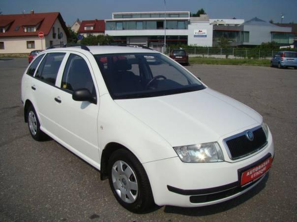 Škoda Fabia 1.4 MPI servisní knížka,  koupeno v, foto 1 Auto – moto , Automobily | spěcháto.cz - bazar, inzerce zdarma